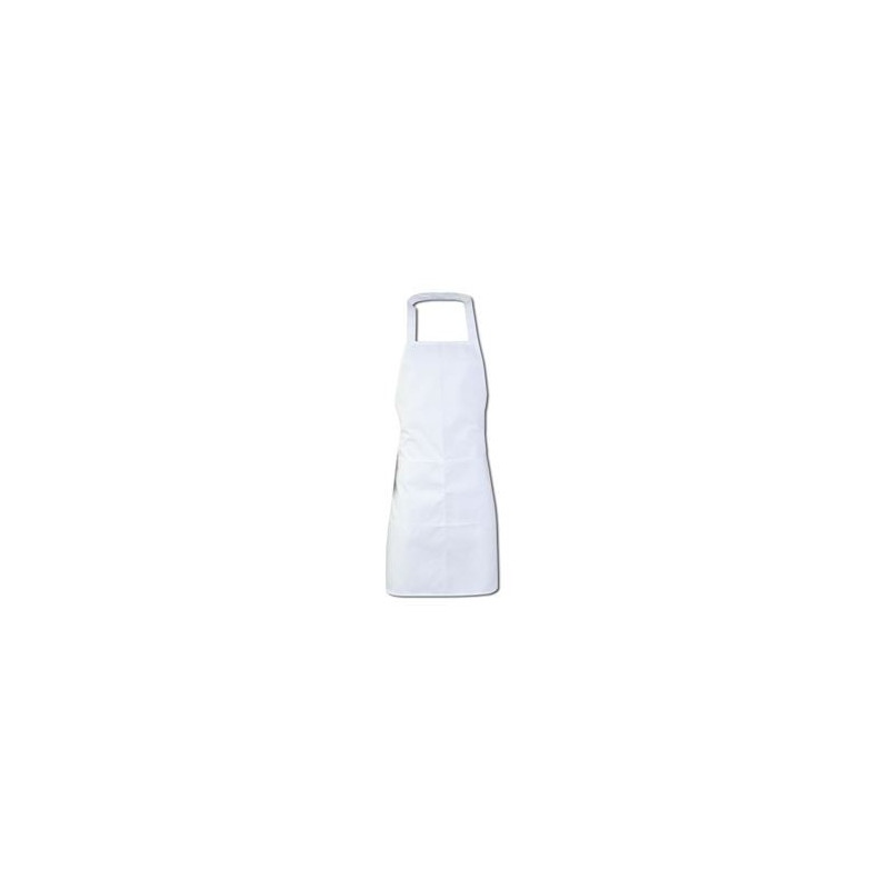 Hospitality, Waiters Bib Apron - White