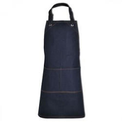 Hospitality, Waiters Utility Apron  - Denim