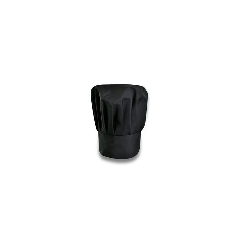 Chef Hat Black - Chef uniform