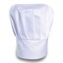 Chef Hat White - Chef Uniform