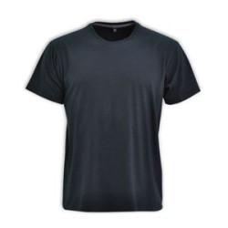 Cotton T-Shirt - Plain - Brandable - Print - Black