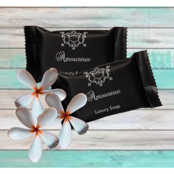 Body Soap - Amoureux (Black...