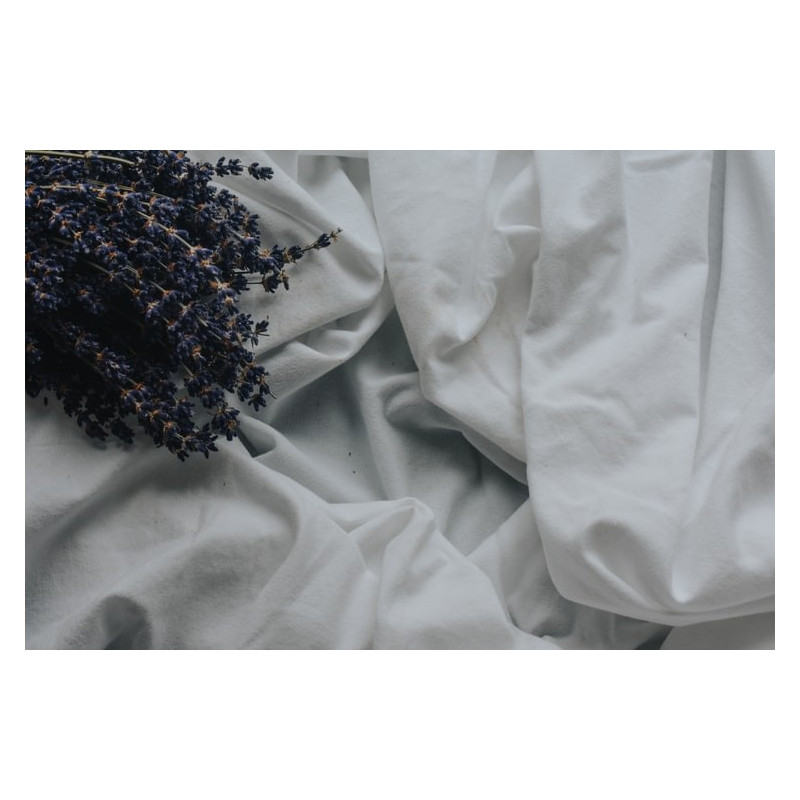 (S) Fitted Sheet - 100% Cotton