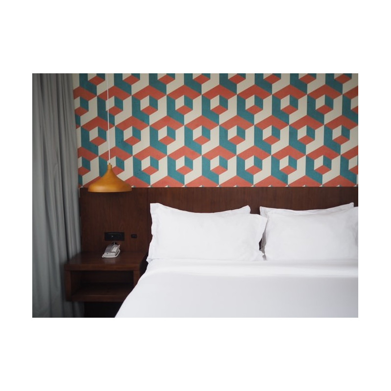 Double Bed Guesthouse Quality 100% Cotton Duvet Cover - Hotel Quality Range