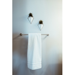 Spa Quality White Bath Towels