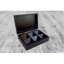Tea Box - 6 Compartment
