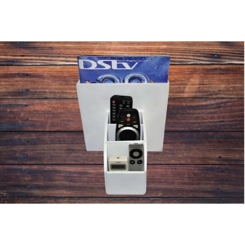 Remote Control / Magazine Holder