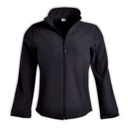 Softshell jacket Ladies - Winter - Black