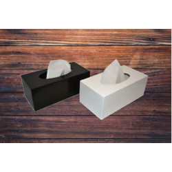 Tissue Box Holders (With or...