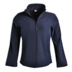 Softshell jacket Ladies - Winter - Navy