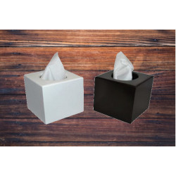 Tissue Box Square (With or...