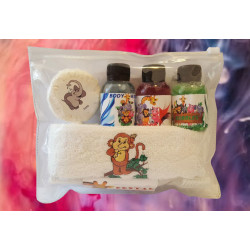 Little Guest - Little 5 Range Bathroom Amenities For Kids