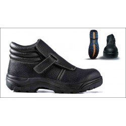 Safety Boot - Alloy (Welders Boot) Side