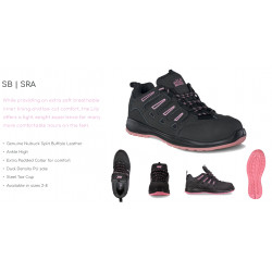 Ladies Safety Shoe - Lily Specs