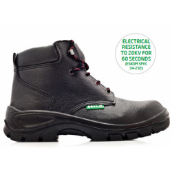 BOVA Firewalk Safety Boot Black