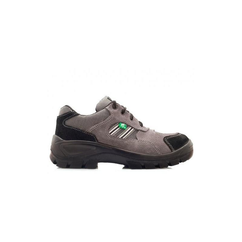 BOVA Hamburg Safety Shoe Grey
