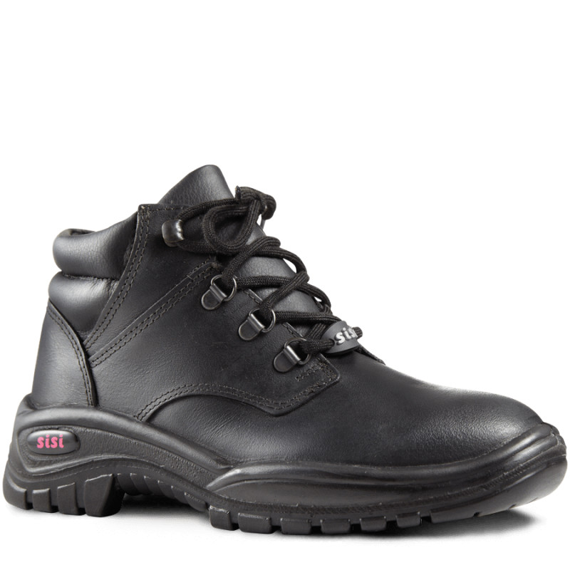 Cate Safety Boot Black
