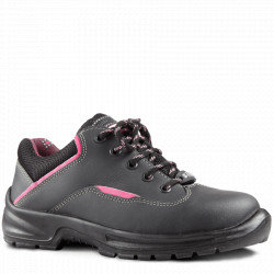 Jennifer Shoe Black/Pink