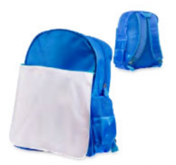Personalized Kids Backpack Blue