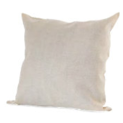 Canvas Cushion Large