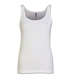 Ladies Lifestyle Vest - Solid Colours