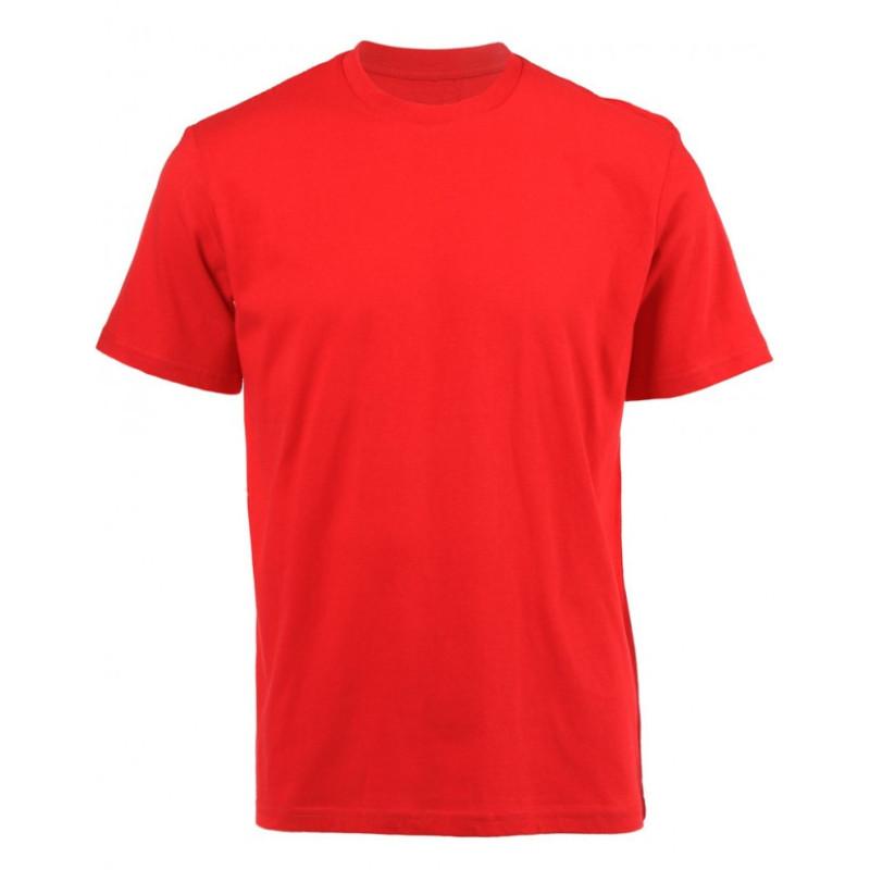 T-Shirt - Plain (160g) Red