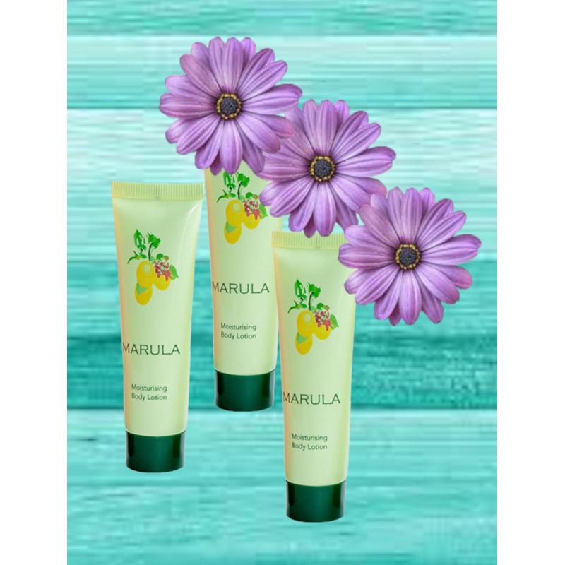 Shampoo / Body Lotion / Body Wash - Marula