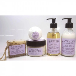 Lavender Extract Pamper Pack