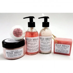 Wildberry Extract Pamper Pack