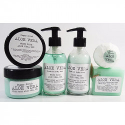 Aloe Vera Extract Pamper Pack