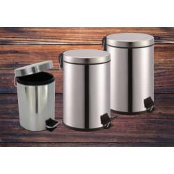 Pedal Bin - Stainless Steel (3L,5L,12L,20L)