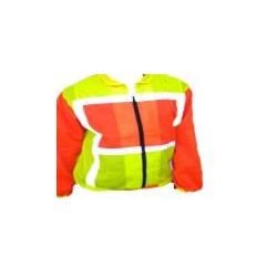 Long Sleeve reflective vest