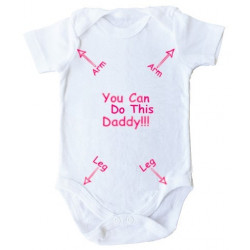 Babygrow - Motivating Daddy