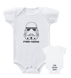 Storm Pooper Babygrow