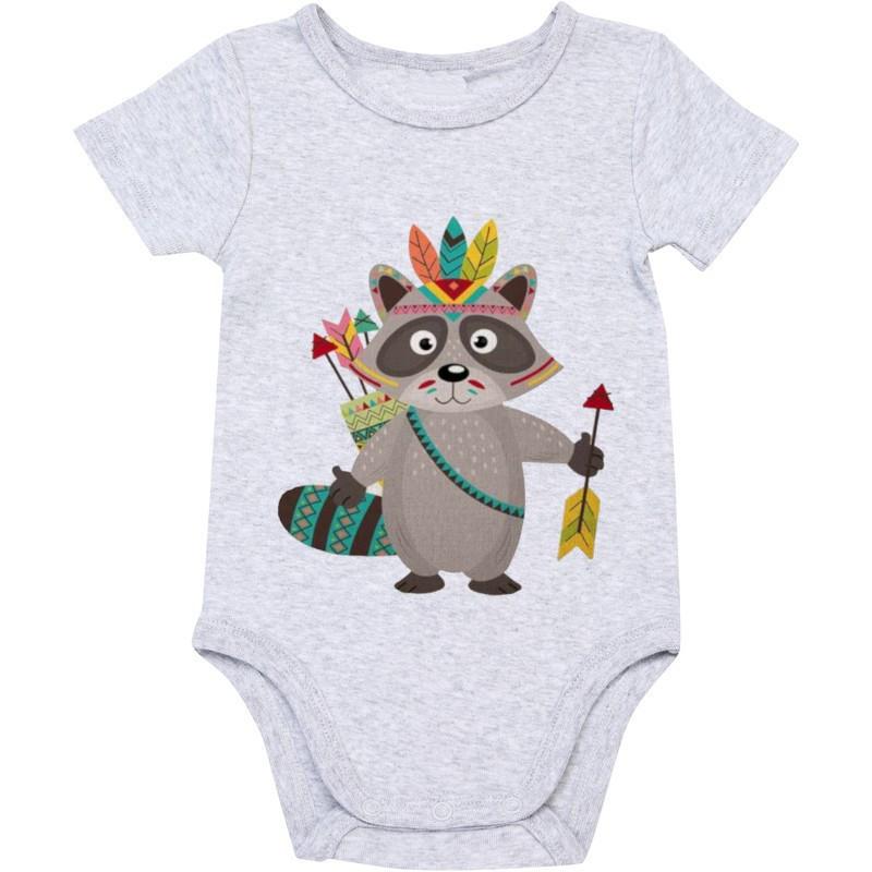 Babygrow - Racoon