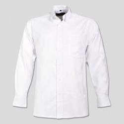 Shirt - Long Sleeve - Brandable uniform - White