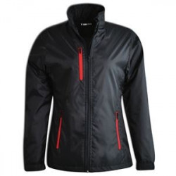 Ladies All Weather Jacket - Red
