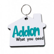 Personalized Keyrings | Custom Keyrings || Addon Supplies