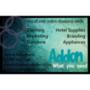 Business Cards Printing || Addon Supplies